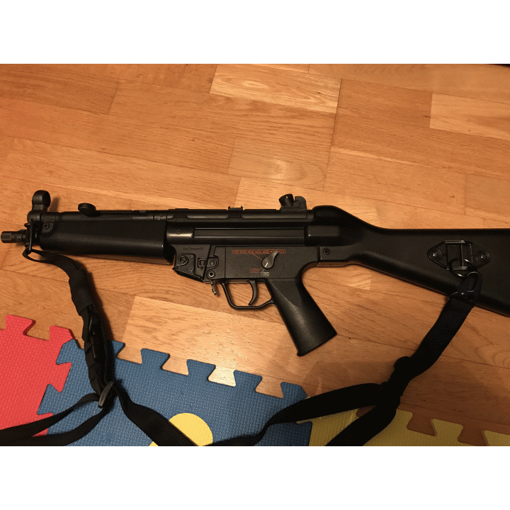 Marui Mp5a4 High Grade