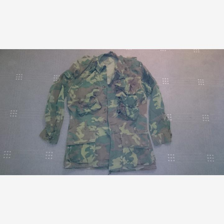 SEAL/Rifleman Jacket, ERDL, repro