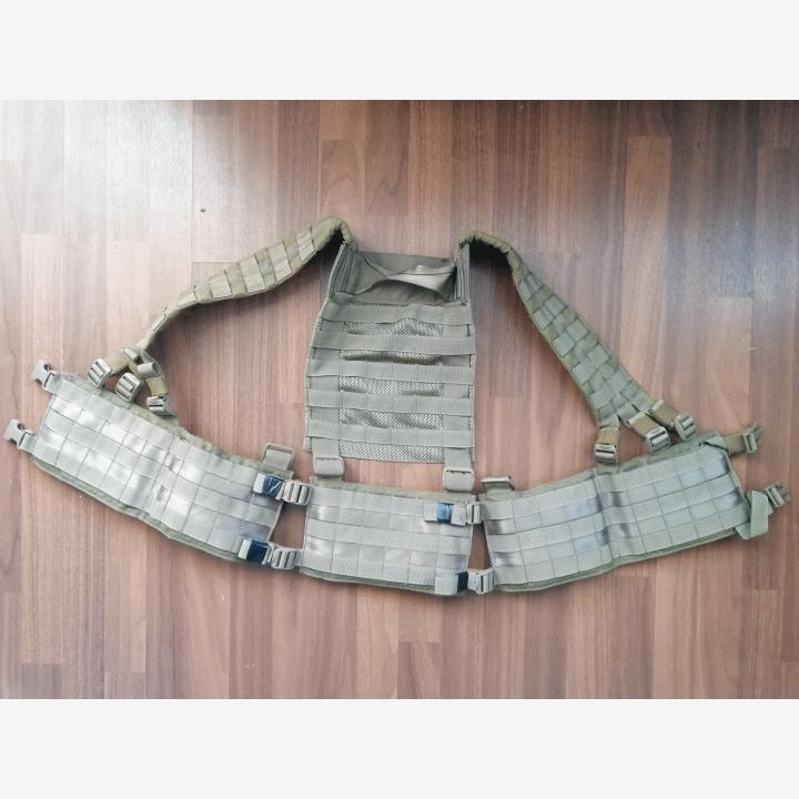 Eagle H-harness, khaki