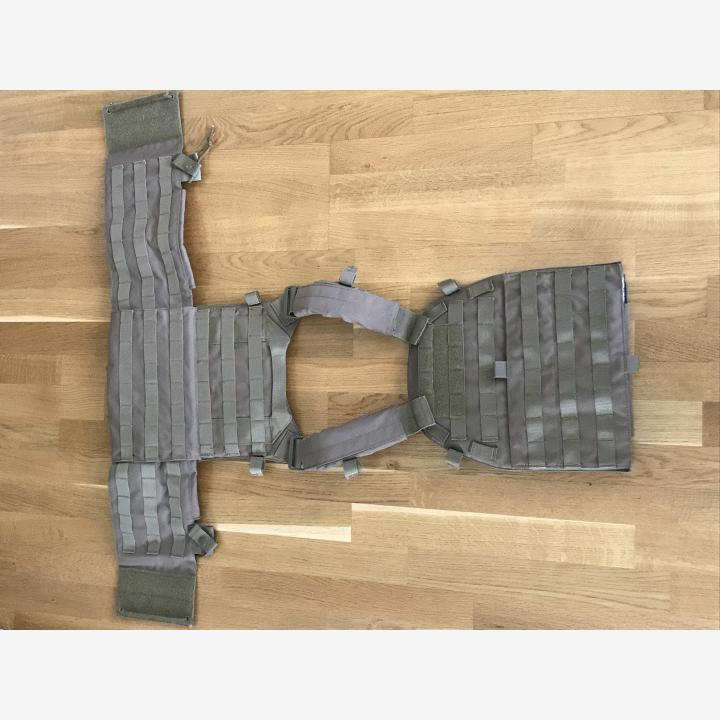 8Fields Plate Carrier
