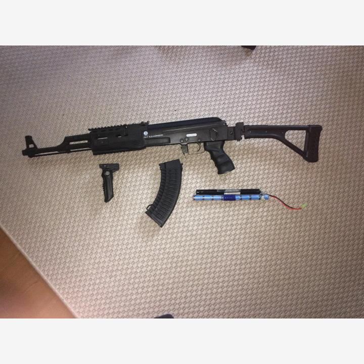 AK-47 tactical Cybergun