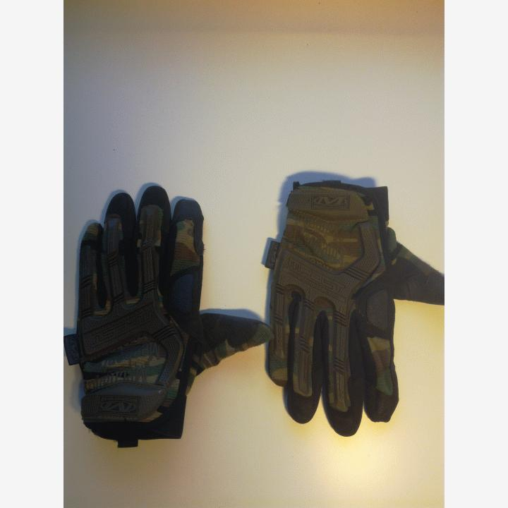 Mechanix MPACT hanskat